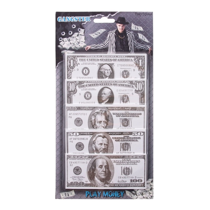 Speelgoed dollar briefgeld