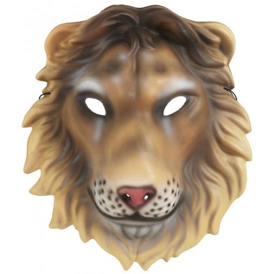Speelgoed leeuw masker