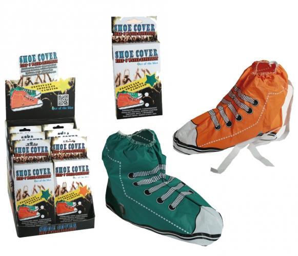 Sportschoen stijl schoenhoezen