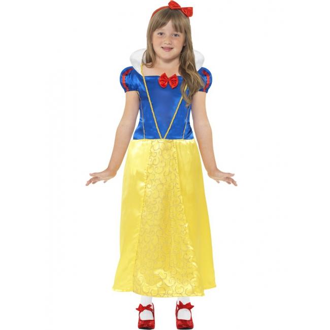 Sprookjes sneeuwwitje jurk voor meisjes