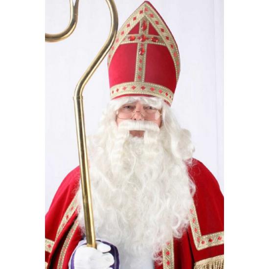 St  Nicolaas pruik