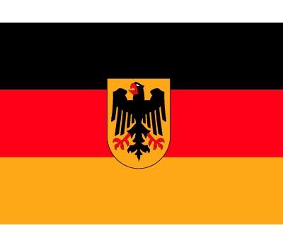 Stickers Duitsland vlaggen