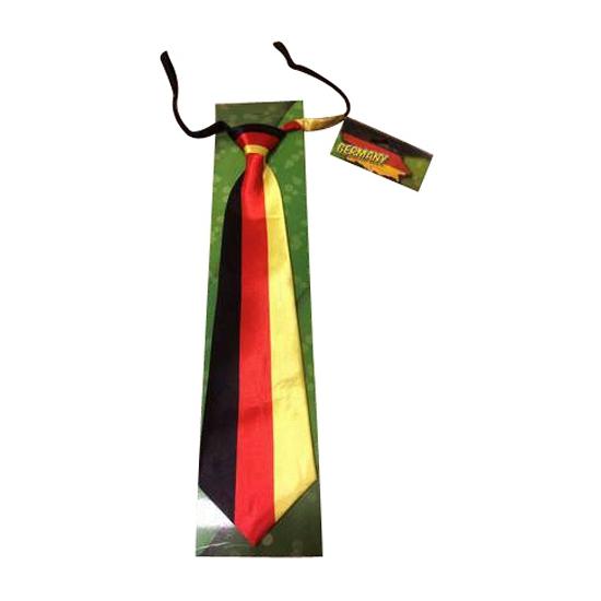 Stropdas met Duitse vlag