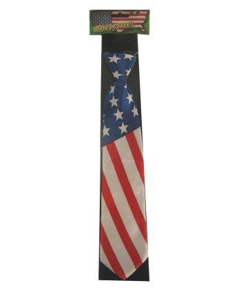 Stropdas vlag Verenigde Staten