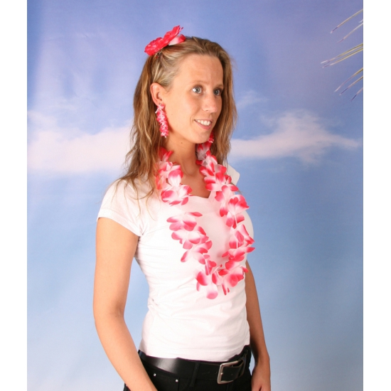Summer girl verkleed set maat XL