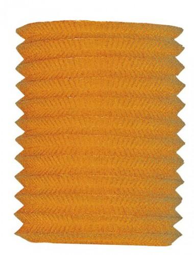 Treklampion oranje 16 cm diameter