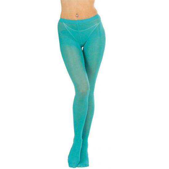 Turquoise panties voor dames