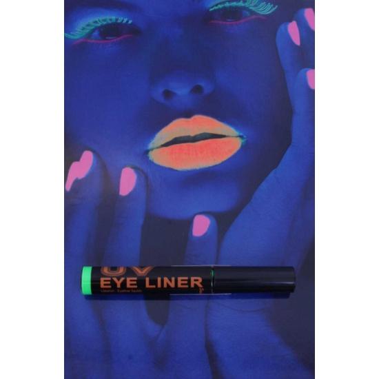 UV neon groene eyeliner