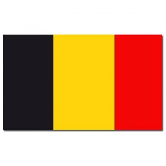 Vlaggen Belgie