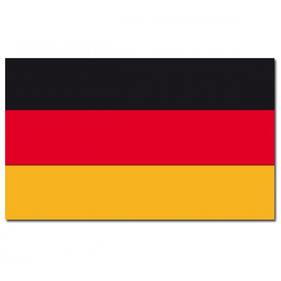 Vlaggen Duitsland 90x150 cm