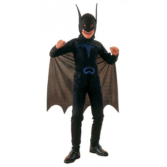 Vleermuis met cape outfit jongens