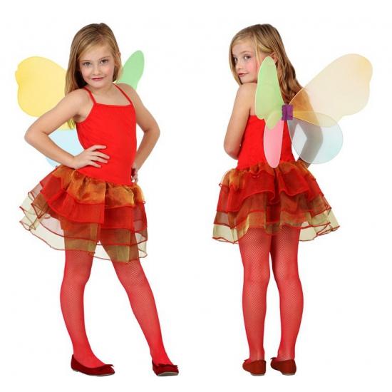 Vlinder verkleedkleding voor kinderen