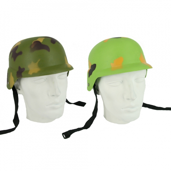 Volwassenen leger helm