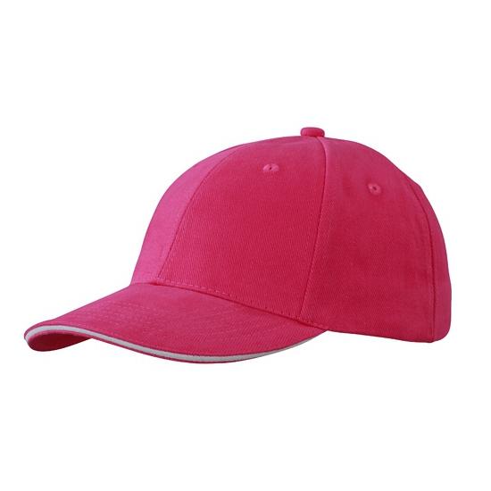 Voordelige fuchsia baseball cap