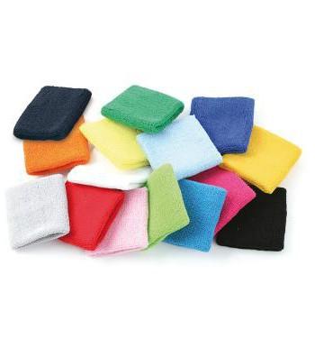 Voordelige zweetbandjes in diverse kleuren