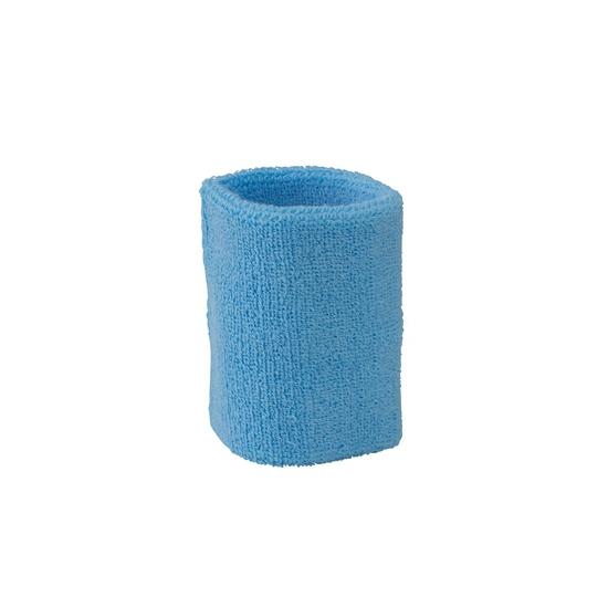 Voordelige zweetbandjes lichtblauw