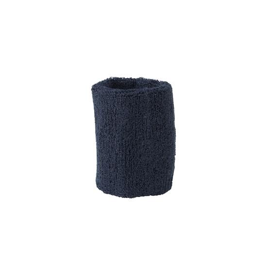 Voordelige zweetbandjes navy blauw