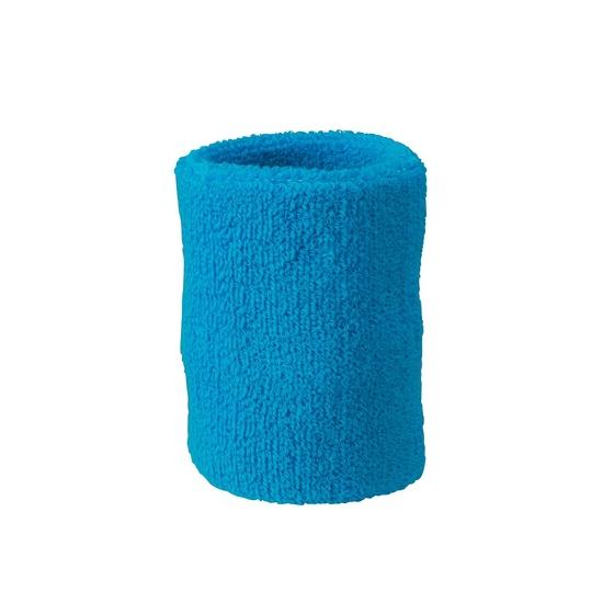 Voordelige zweetbandjes turquoise