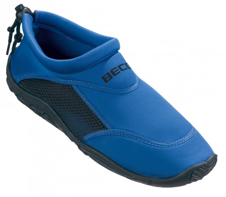 Waterschoenen blauw voor heren