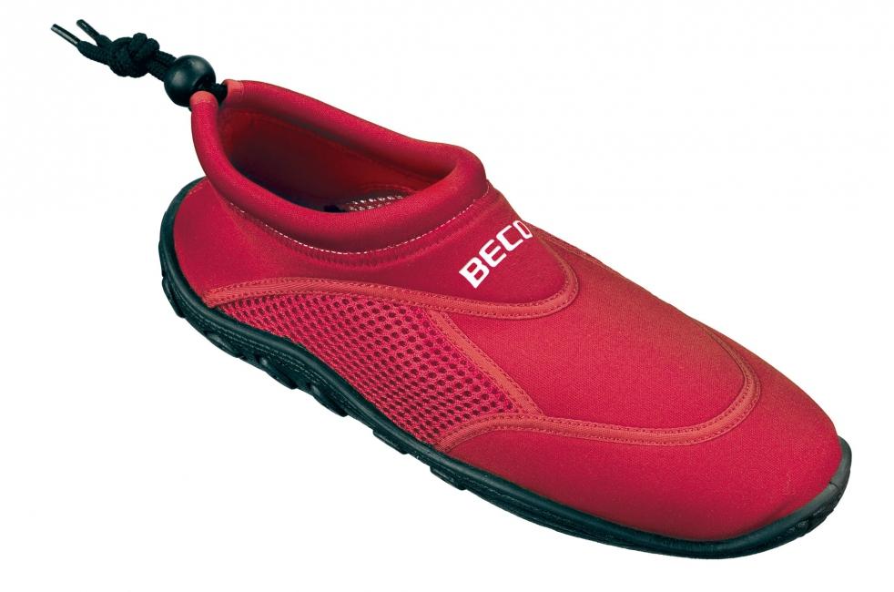 Waterschoenen rood voor dames