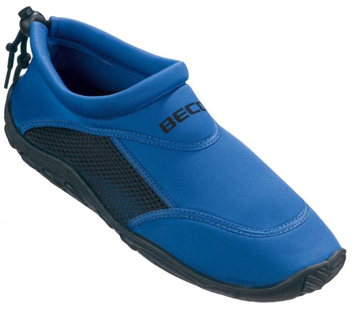 Waterschoenen voor dames blauw