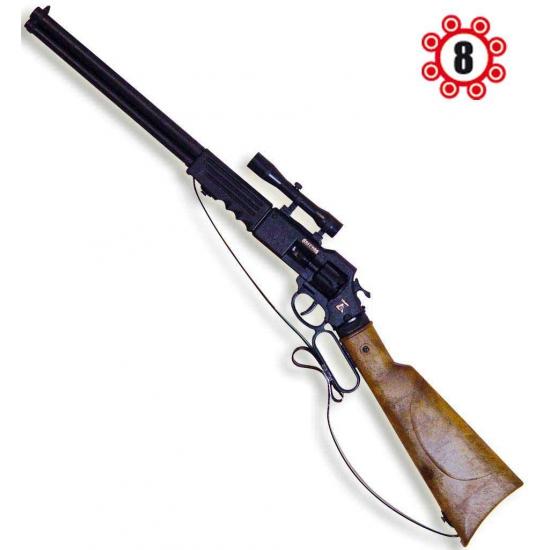 Western geweer 8 schoten