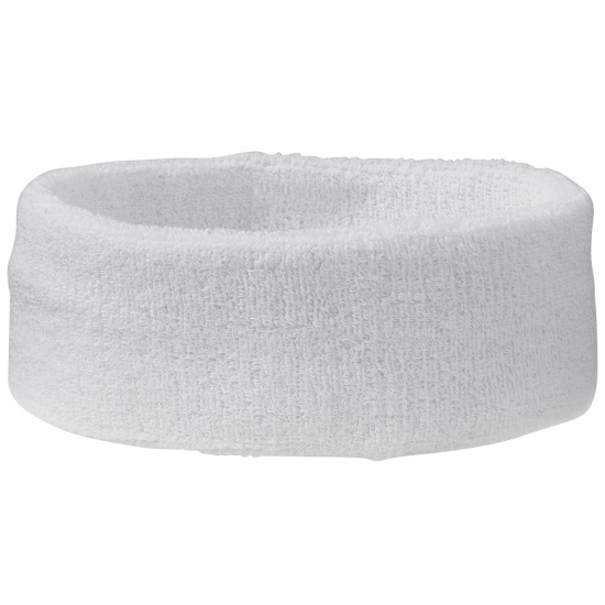 Witte hoofdbandjes