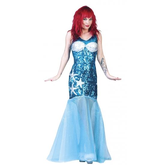 Zeemeerminnen kostuum