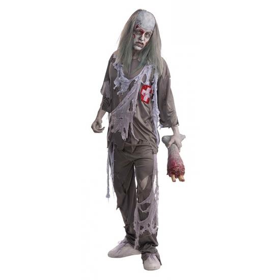 Zombie dokter verkleed kostuum