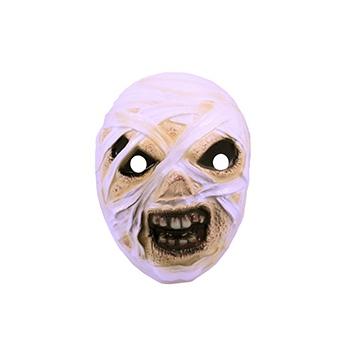 Zombie masker van plastic