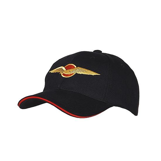 Zwarte cap Nederlandse Luchtmacht