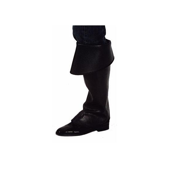 Zwarte Musketiers laarzen hoezen