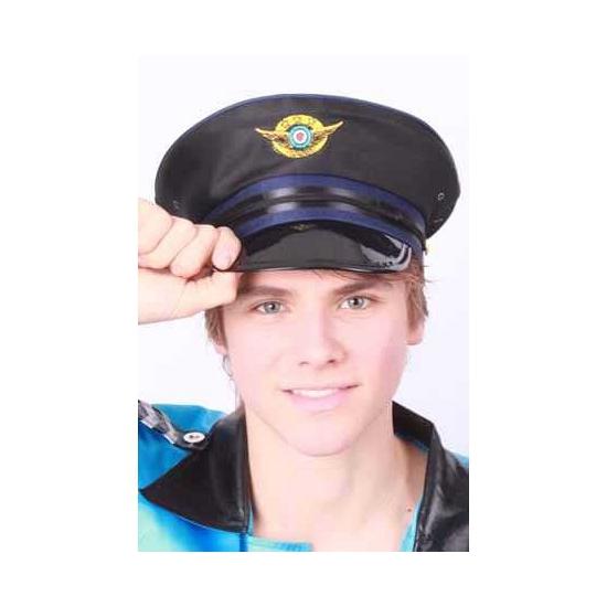 Zwarte piloten hoeden
