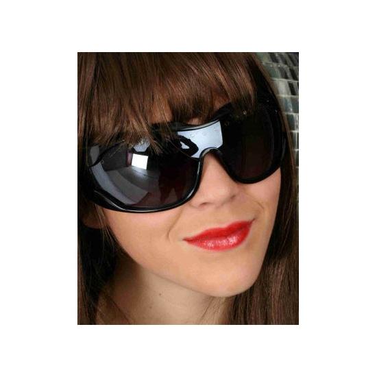 Zwarte zonnebrillen