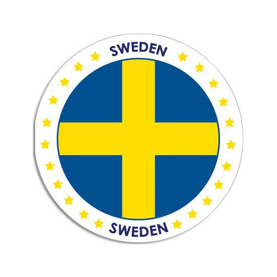 Zweden sticker