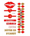 3d tattoos turkije
