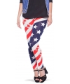 Amerika legging voor dames