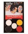 Belgie kleuren schmink set