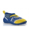 Blauw gele kinder waterschoenen