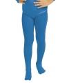 Blauwe kinder panty