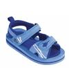 Blauwe watersandalen waterschoenen voor baby peuter