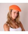 Dames trendy luxe baret