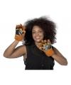 Dierenklauwen handschoenen hond