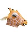 Dierenmasker giraffe van latex