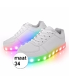 Disco led kinderschoenen maat 34