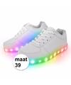 Disco led schoenen maat 39