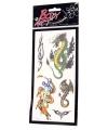 Draken plak tatoeages type 2