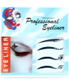Eyeliner stickers strass steentjes