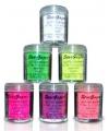 Fuchsia glitters voor gezicht en lichaam