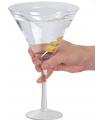 Gigantisch cocktail glas